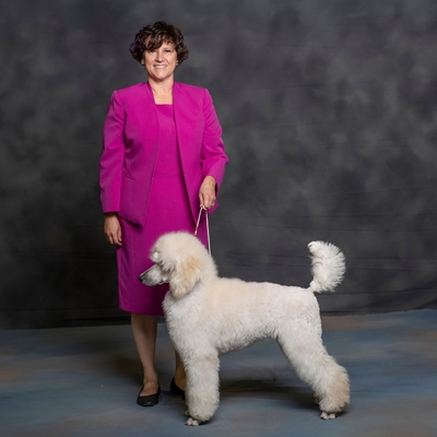 Katerina Awarded Reserve Best in Show Puppy (RBISP)